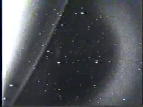 Ovnis grabados por la  Nasa. (Ufo recorded by Nasa)