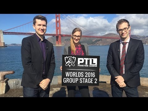 PrimeTime League - Worlds 2016: Group Stage Week 2