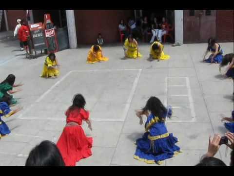 Danza brujas de cachiche.