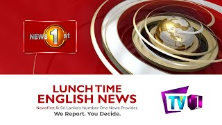 News 1st: Lunch Time English News | (06-08-2020)