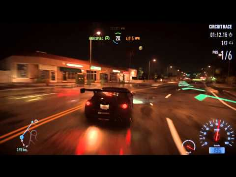 Need For Speed 2015 Circuit Race : Horses for Courses