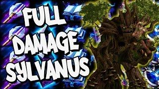 Smite: Full Damage Sylvanus - This Isn't Even my Final Form!