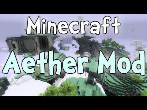 Minecraft - Aether Mod
