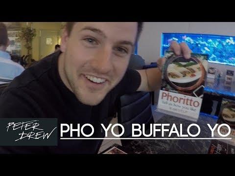 Birthday Month Vlog 08 : PHO Yo Buffalo Yo