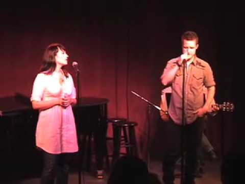 Surrender Excerpt - Sung by Will Chase & Eden Espinosa June 15, 2009@Birdland