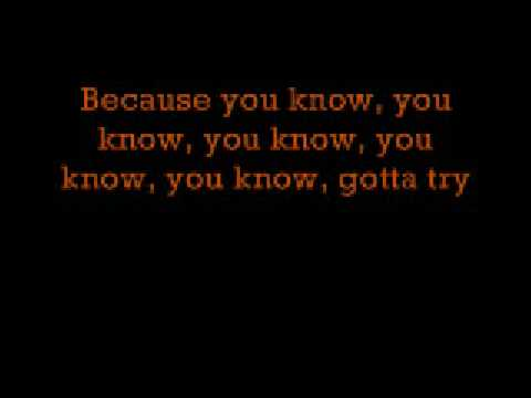 don't lie-black eyed peas with lyrics on screen