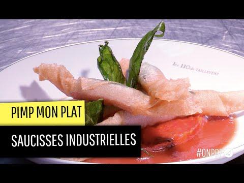 Pimp Mon Plat : les saucisses industrielles