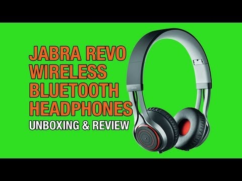 Jabra REVO Bluetooth Wireless Headphones Unboxing & Review
