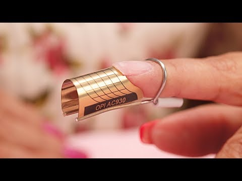 Reusable Metal Nail Forms