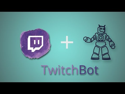 Как самому создать бота для twitch?