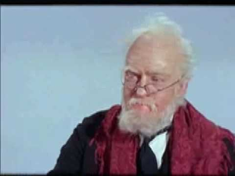 Dick Van Dyk's Screen Test for Mary Poppins