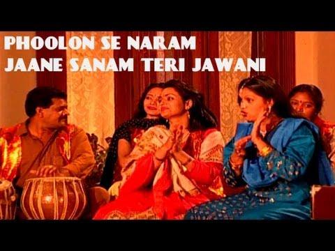 Phoolon Se Naram Jaane Sanam Teri Jawani (muqabla-e-qawwali) - Taslim, Aarif Khan, Tina Parveen video