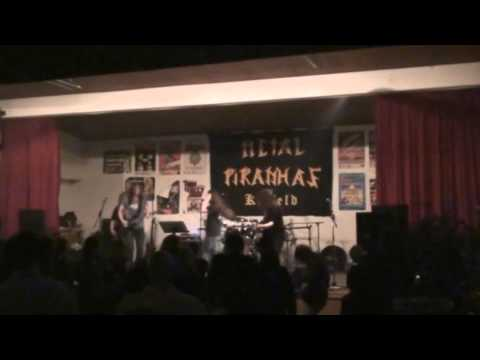 Metal Piranhas All Stars Project: AIR (Anthrax Cover)