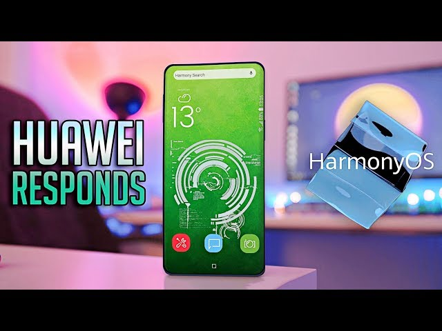 Harmony OS OFFICIAL - HUAWEI RESPONDS!!!