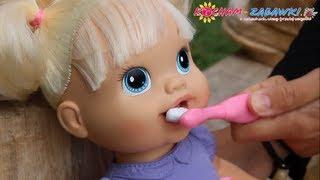 Baby's New Teeth / Lalka Pierwszy Ząbek - Baby Alive - Hasbro - 28385 - Recenzja