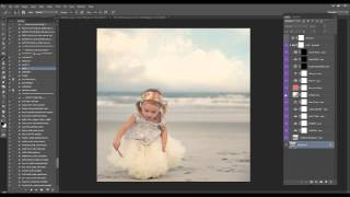 Florabella Cloud Overlay and Trinity Actions Video Tutorial