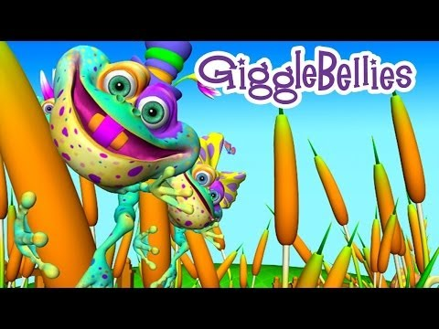 .TheGiggleBellies.com to find out more about The GiggleBellies music