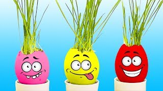 23 CUTE AND EASY PLANT CRAFTS