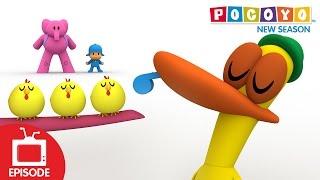 Pocoyo - Chicks Dig Me (S04E03) NEW SEASON!