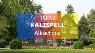 Kalispell, MT Cruise & Flathead Lake