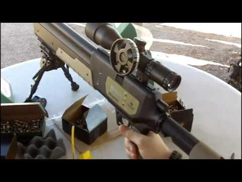 Benjamin Rogue .357 Air Rifle