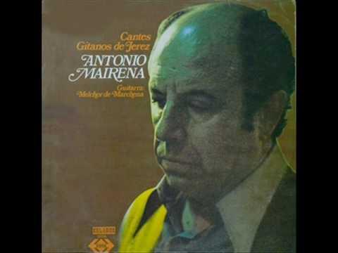 Antonio Mairena - Bulerías por soleá (Me daba pena)