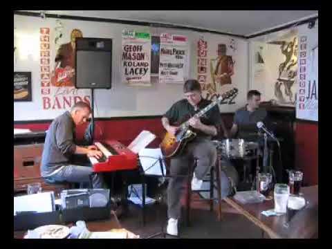 Nigel Price Organ Trio - Blues For Herb part 2