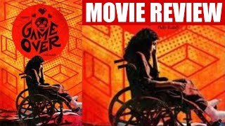 Game Over Movie Review: Taapsee Pannu | Ashwin Saravanan | FilmiBeat