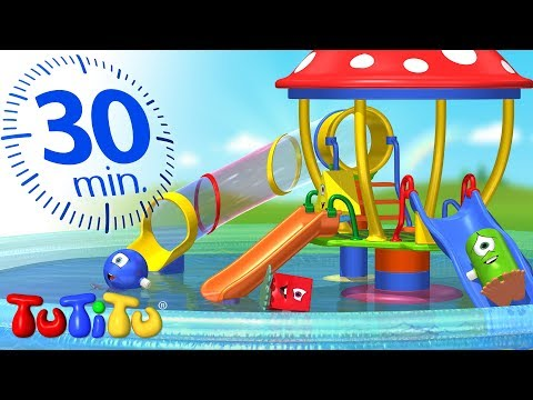 TuTiTu Specials | Water Park | Toys For Toddlers | 30 Minutes Special