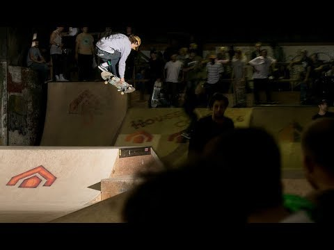 The House Skatepark Comp 2017 - Madness in Sheffield