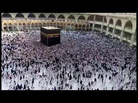 Foto umroh bulan suci ramadhan
