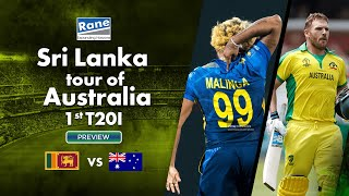 Can Sri Lanka continue their winning streak in Australia? - 1st T20I Preview