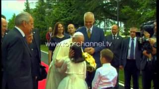 Wake Up, 23/09/2014 - Bekimi ekonomik i Papës - Top Channel Albania