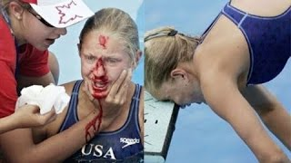 Worst of Olympic fails _ Funny Fail compilation