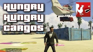 Things to do in GTA V - Hungry Hungry Cargos