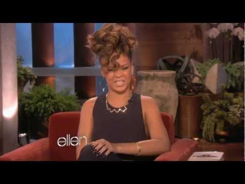 Rihanna Reveals Her New Tattoos!