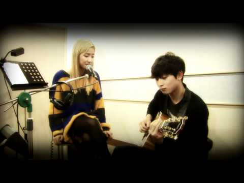 Yenny's Gift for Wonderful (Last Christmas) with JinWoon (2AM)