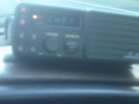 Data Bursts MURS Channel 1 - 151.820 MHz Maxon SM-4150M VHF Mobile