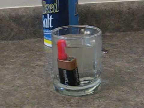 How to get hydrogen gas from water