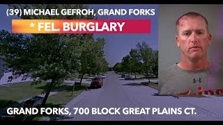 UPDATE: Grand Forks Man Now Facing Burglary Charge In Weekend Incident