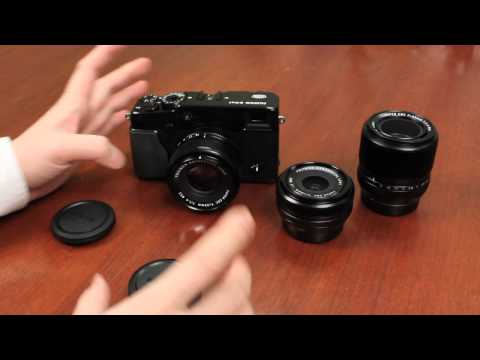 Fuji Guys - Fujifilm X-Pro1 - Hands-on Preview (1/2)