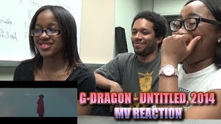 MV Reaction G DRAGON Untitled 2014