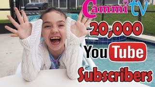 20,000 Subscribers Cammi TV Shopkins Giveaway (*CLOSED*) - Thank you