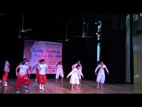 Taal Se Taal Mila A Fusion Dance By Lotus Dance Academy video