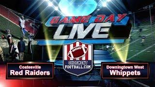 PIAA District 1 Football Championship Coatesville vs. Downingtown West
