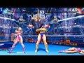 Street Fighter V Chun Li vs Cammy PC Mod