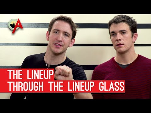 The Lineup - Through the Lineup Glass ft. BriTANick