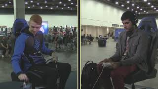Ginger vs lloD - The Big House 8 - Melee Losers Round of 32