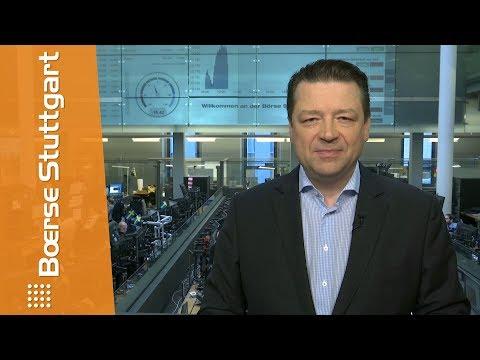 Deutsche Industrie schwächelt - Handelsgespräche im Fokus | Börse Stuttgart | Aktien