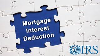 Mortgage Interest Deduction